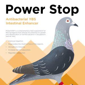 Power Stop YBS Antibacterial Supplement