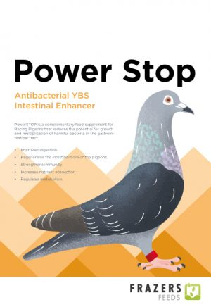 Power Stop YBS Antibacterial Supplement