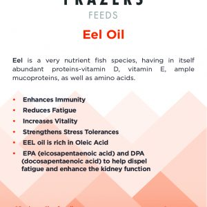 Eel Oil 500ml
