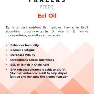 Eel Oil 500ml
