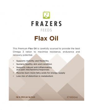Flax Oil Conditioning Oil