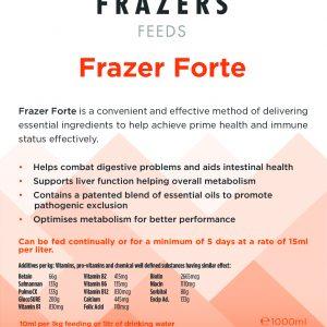 Frazer Forte 1000ml