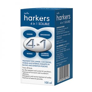 Harkers 4 in 1 Soluble