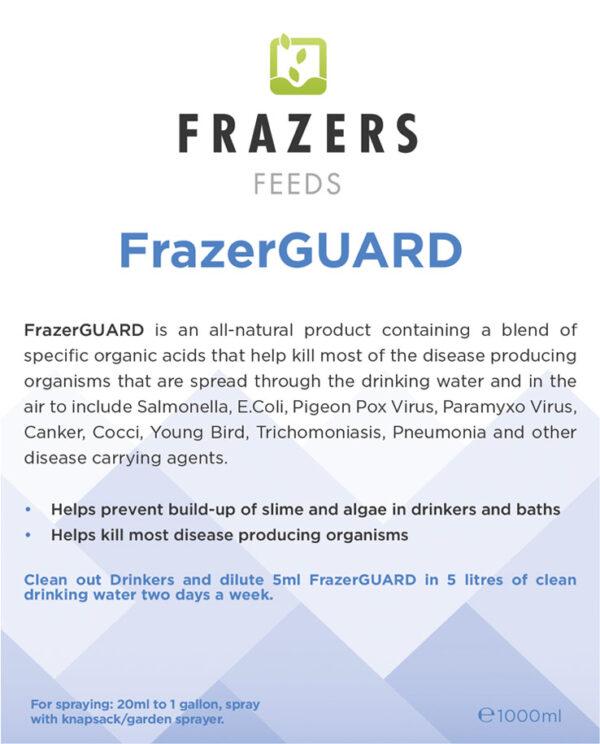 FrazerGuard 1000ml