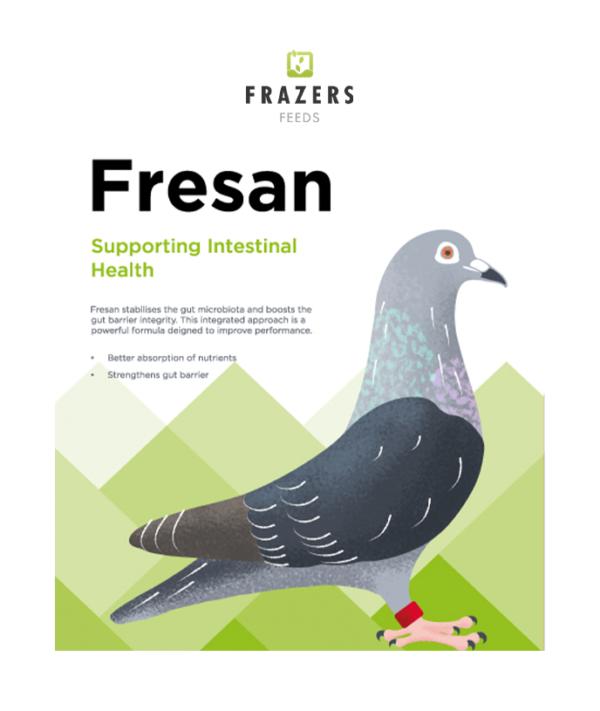 Fresan - Intestinal Stabiliser Pigeon