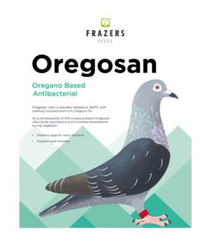 Oregosan - Oregano Antibacterial Pigeon