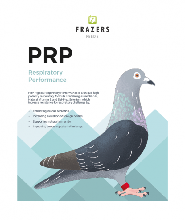 PRP Avian Respiratory Performance