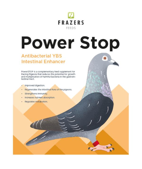 Power Stop Antibacterial YBS Intestinal Enhancer