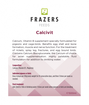 CalciVIT - Liquid Calcium plus B12