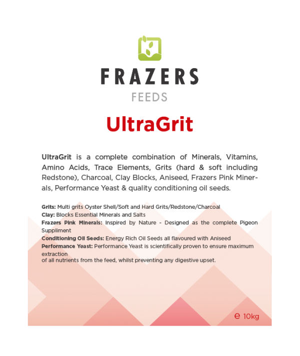 Frazers Ultra Grit 10kg