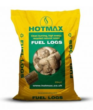 Hotmax High Energy Fuel Logs