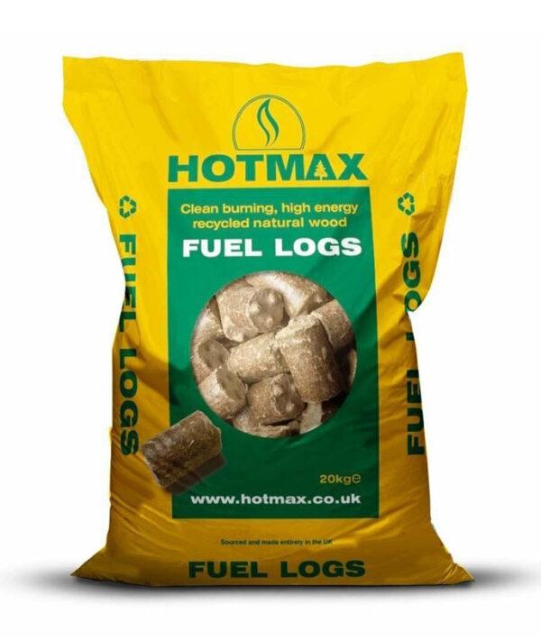 Hotmax High Energy Fuel Logs