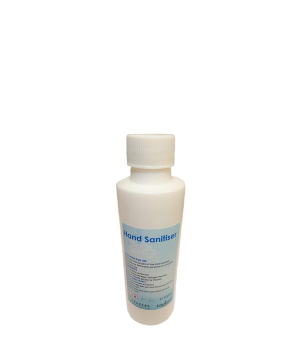 Hand Sanitiser, made by The Frazers Group in Northern Ireland